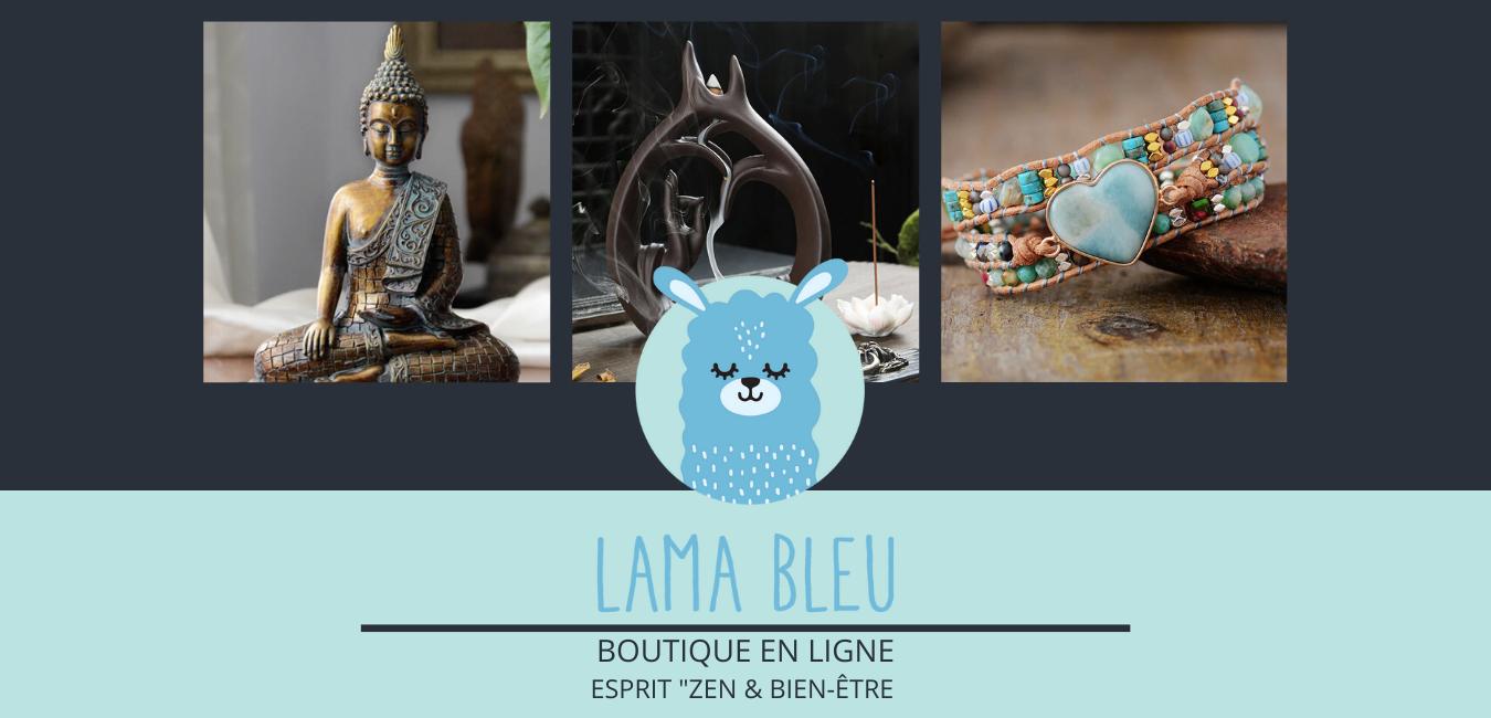 Lama Bleu